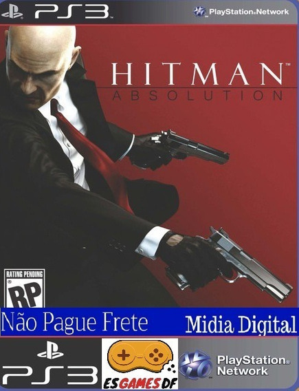 Hitman Absolution Special Edition | Psn Ps3 Midia Digital