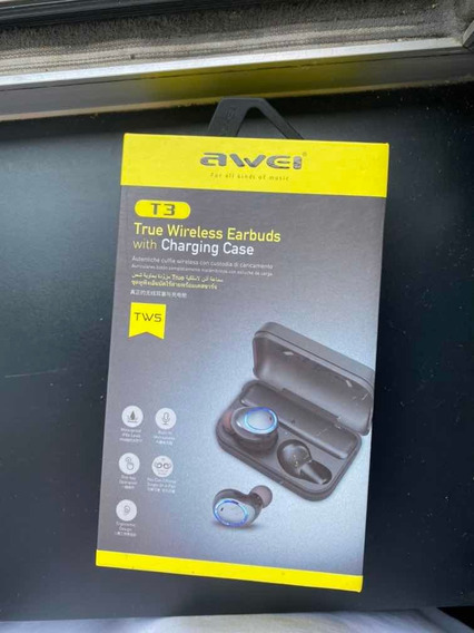 Fone De Ouvido Bluetooth Awei Tw5