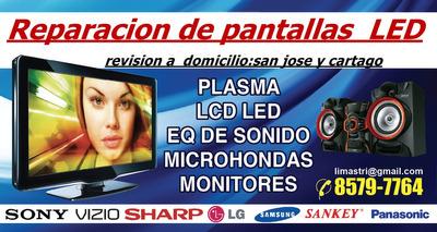 Reparación De Pantallas Led Smart 4k A Domicilio 85797764
