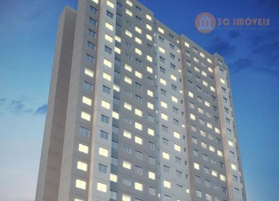 Lançamento Minha Casa Minha Vida!! Apartamento 2 Dormitórios, Cambuci!! - Ap0216