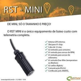 Rastreador, Bloqueador Rst Mini V2 Multiportal