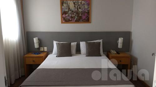 Flat 44m² Vila Bastos, Próximo Ao Shopping Abc - 1033-12176