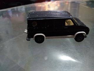 Autito De Colección Majorette Modelo U.s Van N°250 Francia