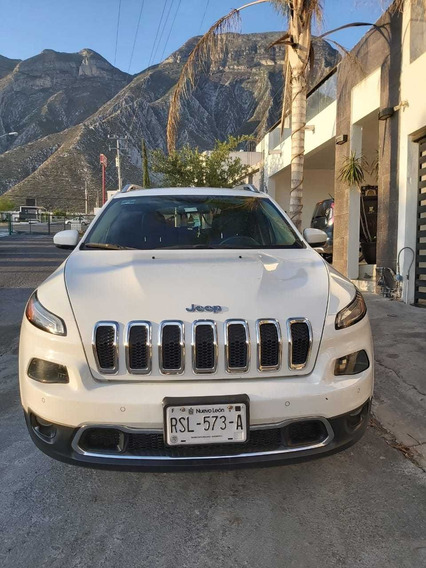 Jeep Cherokee 2.4 Limited Mt 2016