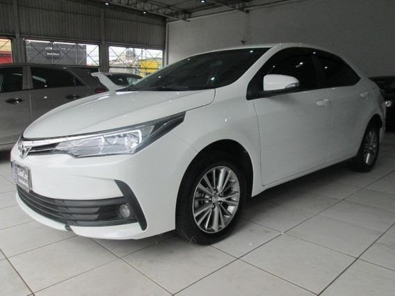 Toyota Corolla Automatico Unico Dono Garantia De Fabrica