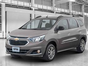 Chevrolet Spin #es