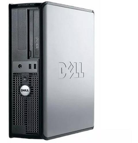 Cpu Dell Mini Optiplex 320 4gb Hd 80gb Wifi Dvd