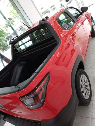 Fiat Strada Volcano !! Anticipo De $250.000 Y Cuotas 0km E