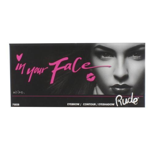 Sombras Para Ojos - In Your Face Rude