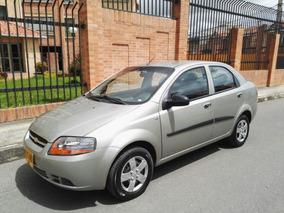 Chevrolet Aveo Ls 1.6l C/a 2011