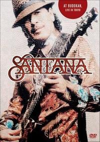 Dvd At Budokan, Live In Tokyo - Dvd Santana Lacrado!!!