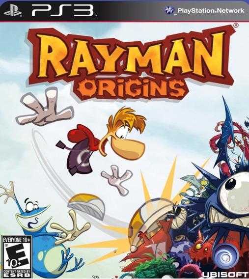 Rayman Origins Ps3 Buy Ingles Psn Comprar