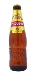 Cerveza Cusqueña Dorada 330 Ml - Envio Sin Cargo!!!