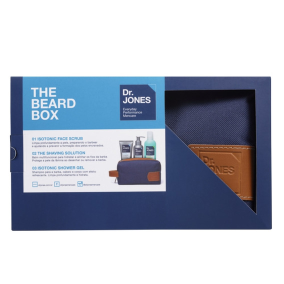 The Beard Box Dr Jones