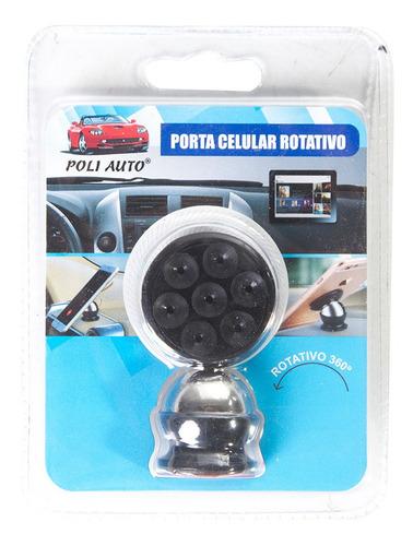 Imagen 1 de 4 de Porta Celular Rotativo
