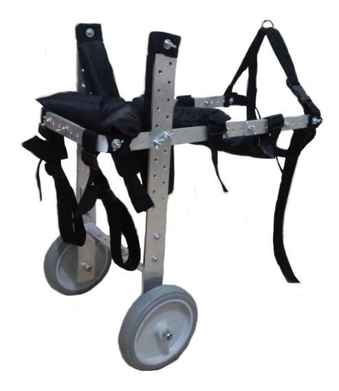 Cadeira De Rodas Para Cachorro/cães Tamanho G3 Leia Anúncio