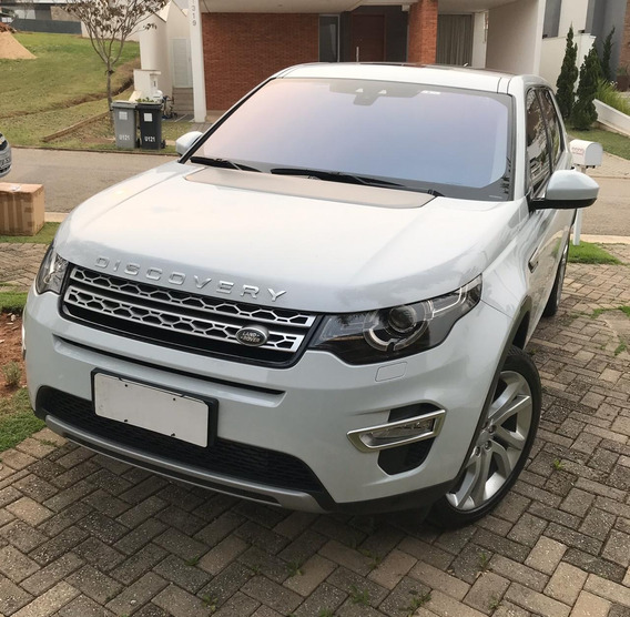 Land Rover Discovery Sport 2.0 Td4 Hse Luxury 5p 2017