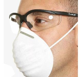 Barbijo Respirador Prevencion Particulas Entrega Inmediata