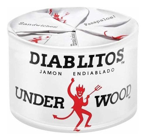 Jamon Diablitos Underwood - g a $76