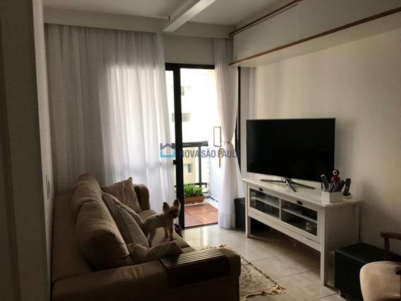 Apartamento Modernizado, Entrar E Morar! 12 Min A Pé Ao Metrô Imigrantes - Bi22710