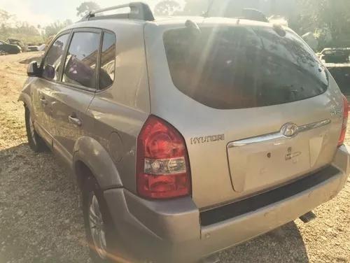 Sucata Hyundai Tucson 2010 Para Retirada De Peças