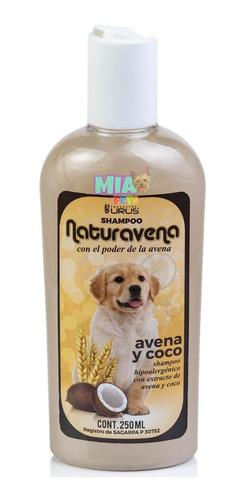 Imagen 1 de 6 de Shampoo Naturavena Hipoalergénico 250ml Piel Delicada Reseca