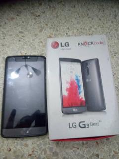 Telefono Celular Lg G3 Beat Liberado Dual Sim Android