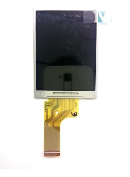 5x Display Lcd Cristal Líquido Câmera Sony Dsc-w310 Atacado