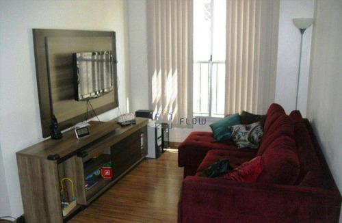 Apartamento À Venda, 55 M² Por R$ 400.000,00 - Saude - São Paulo/sp - Ap10354