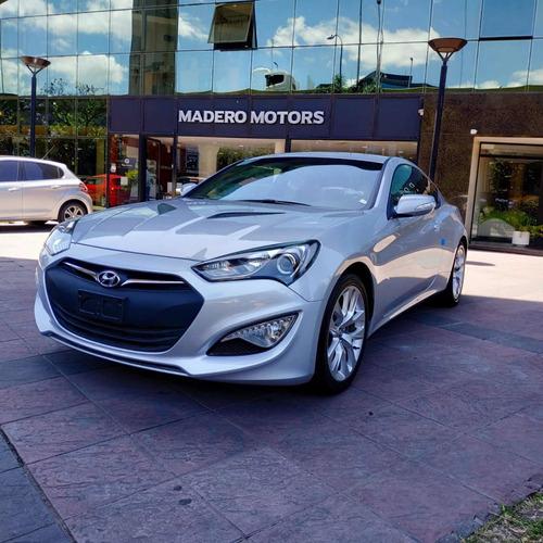 Hyundai Genesis 2.0 Coupe Seg. T Mt6 Madero Motors 2017