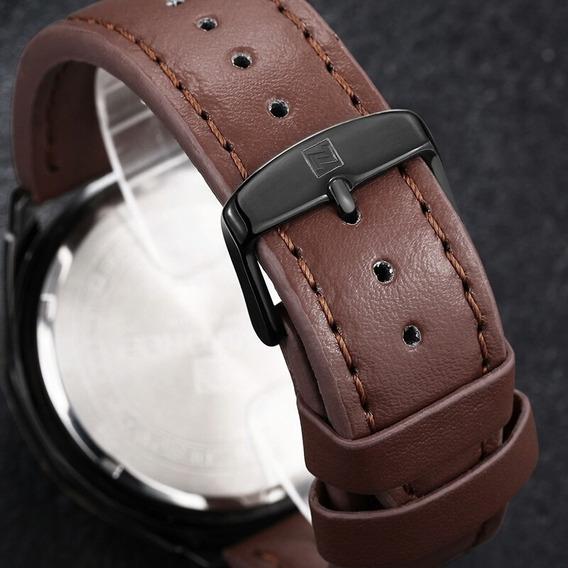Relógio Unissex De Boa Qualidade, Aprova D