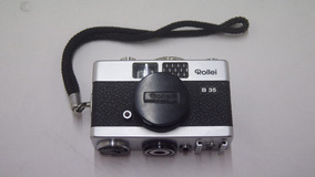 Câmera Rollei B35 Antiga - Raridade