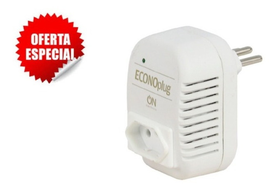 Kit 2 Economizador Inteligente De Energia Bivolt Econoplug