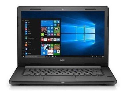 Notebook Dell Vostro 3468 I3-6006u Win 10 Pro 4gb 500gb Dvdr