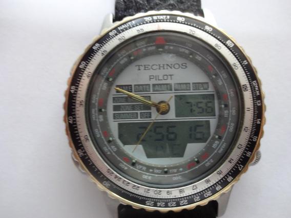 Relógio Technos Pilot Calibre Cl81