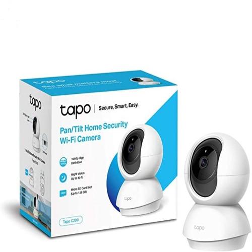 Cámara Pan/tilt Tp-link Tapo C200 Wi-fi Home Security 1080p