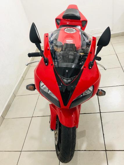 Cbr 1000 Rr 2006 Vermelha