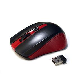Mouse Óptico Sem Fio Usb 2.4 Ghz Wireless Para Pc E Notebook