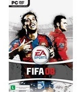 Game Pc Fifa 08 - Dvd-rom