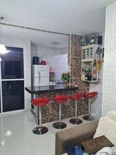 Imagem 1 de 10 de Apartamento Com 2 Dormitórios À Venda, 44 M² Por R$ 110.000,00 - Conjunto Esperança - Fortaleza/ce - Ap1717