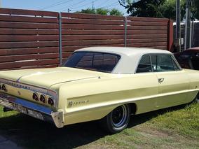 Chevrolet Impala Ss Coupe, Falcón 3.6, Ford 47