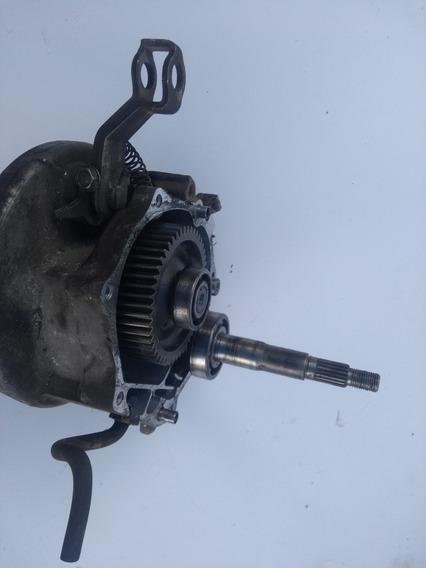 Caixa Transmissão Lead Com As Engrenagens Eixo Da Roda