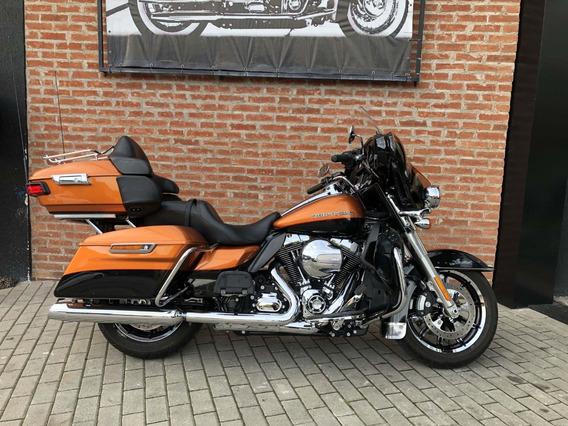 Harley Davidson Electra Glide Ultra Limited 2015 Com 8700km