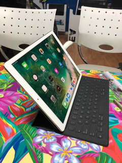 iPad Pro 12,9 2da Gen, Smart Keyword, Apple Pencil Y Funda