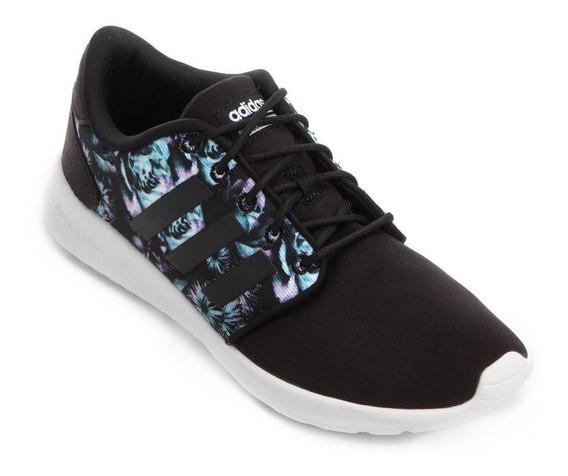 Tenis adidas Qt Racer Floral