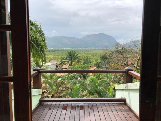 Casa Em Itaipu, Niterói/rj De 386m² 4 Quartos À Venda Por R$ 800.000,00 - Ca215628