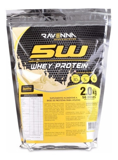 Whey Protein 2kg (refil ) Atacadoo - Promoção