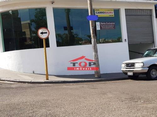 Salão Comercial - Excelente Localização - Sl0032