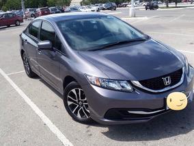 Honda Civic 1.8 Ex Mt 2014 Autos Y Camionetas