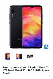 Smartphones Xiaomi Note 7 Global/128 Gb.